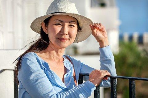Mature japan woman