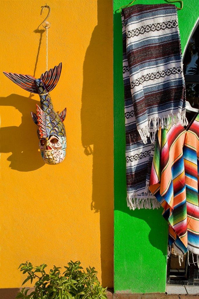 Local crafts for sale in San Jose del Cabo, Mexico